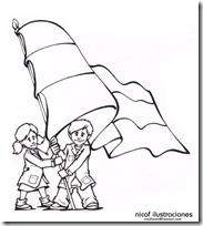 Dibujos para colorear de la historia de Venezuela